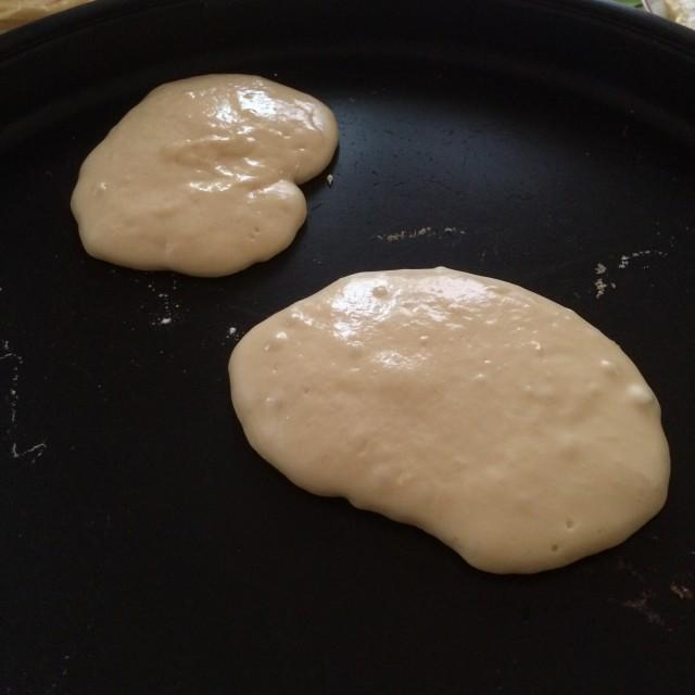 小倉ホイップ パンケーキ