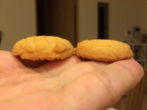 クッキー比較
